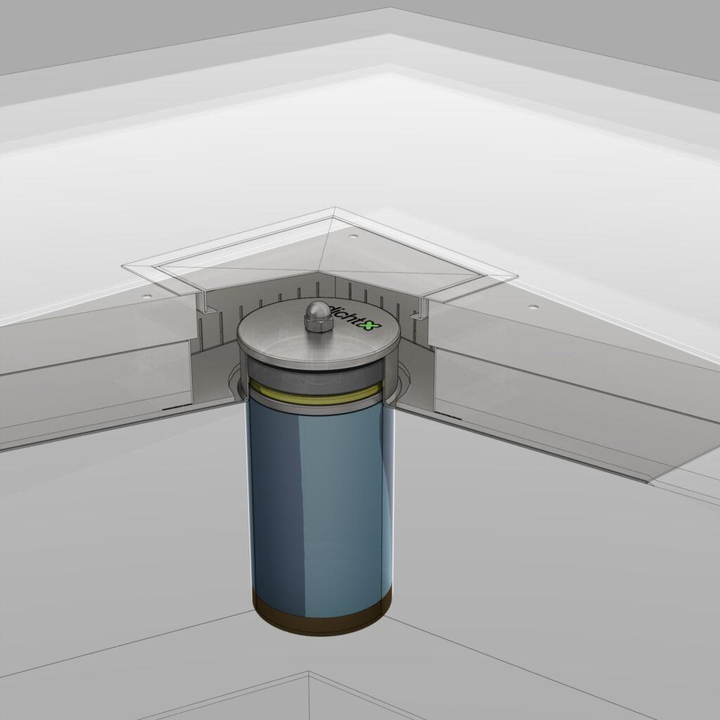dtx-KS-40-100 – Systemeinbau